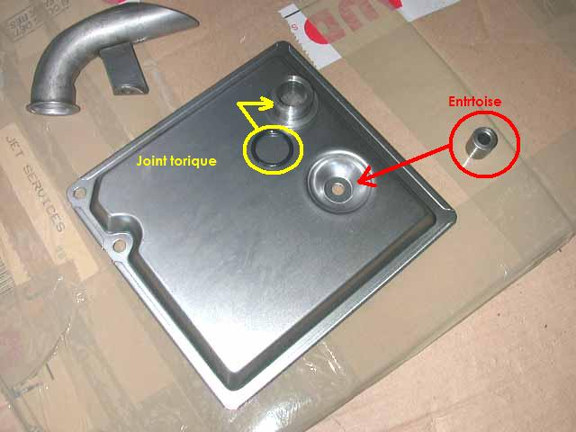 vidange et remplacement de cr pine bva zf 4hp22 land rover faq. Black Bedroom Furniture Sets. Home Design Ideas